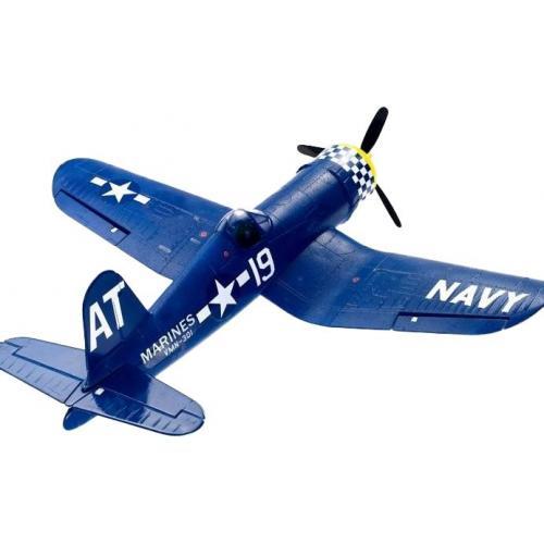 Радиоуправляемый самолет Art-tech F4U Corsair - 2.4G - 21143  (размах крыла 100 см)